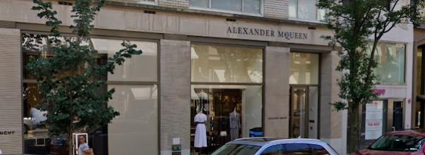 Alexander McQueen Store Robbed of $70K Worth of Merchandise