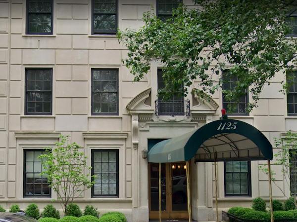 Bette Midler Upper East Side penthouse