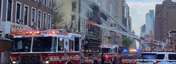 Second Man Dies From 2nd Avenue Building Fire