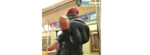 NYPD Investigate Hate Crime at 96th Street Subway