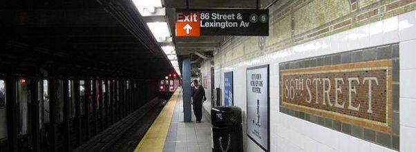MTA Workers Save Suicidal Man on 86th Street Subway Platform