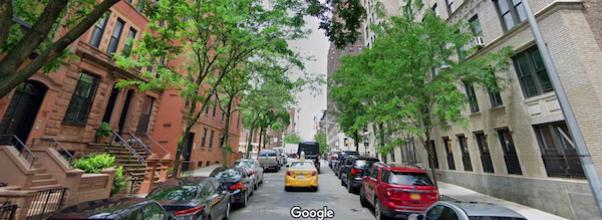 Shooting on East 95th Street
