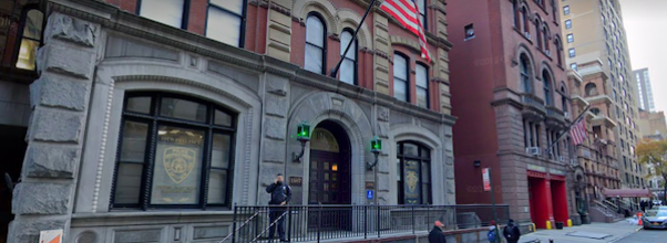 Man Assaulted Steps from 19th Precinct