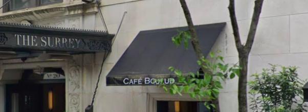 Café Boulud Closes Surrey Hotel Location