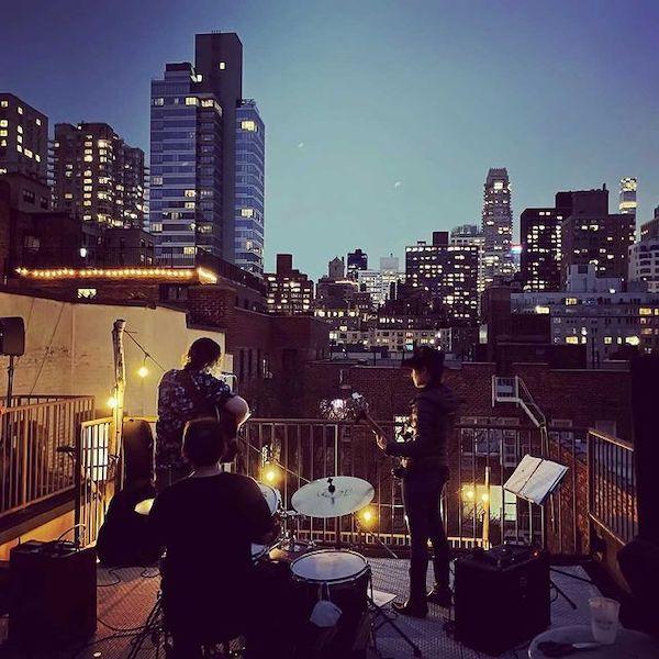 rooftop concert upper east side