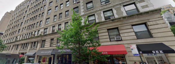 Fire on Seventh Floor of Madison Avenue Building
