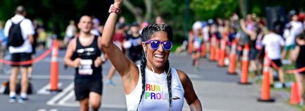 Thousands Participate in Central Park's Pride Run