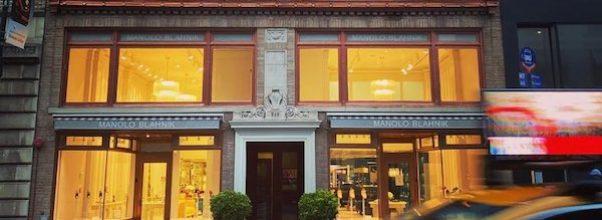 Manolo Blahnik's New Madison Avenue Flagship