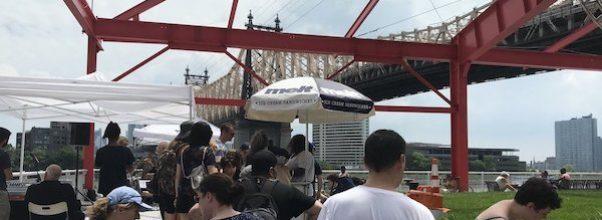Party on the Esplanade!