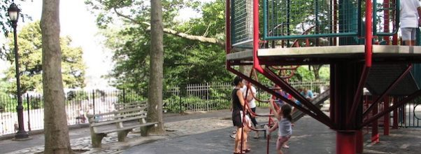 """NYPD Kids First – A """"Day of Play"""" at Carl Schurz Park"""