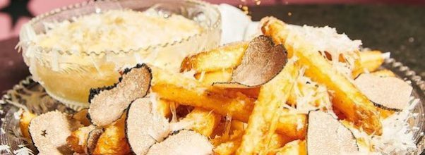 Serendipity3 Sets New French Fry Record