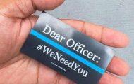 19th Precinct Officer Receives Heartwarming Card