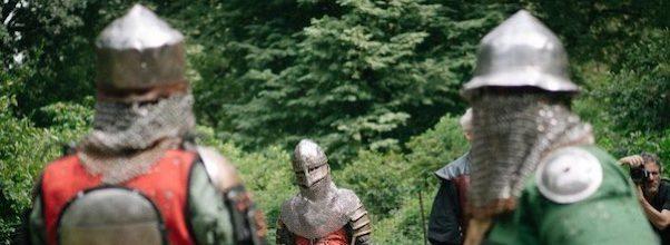 Medieval Gladiators Have Been Jousting in Central Park