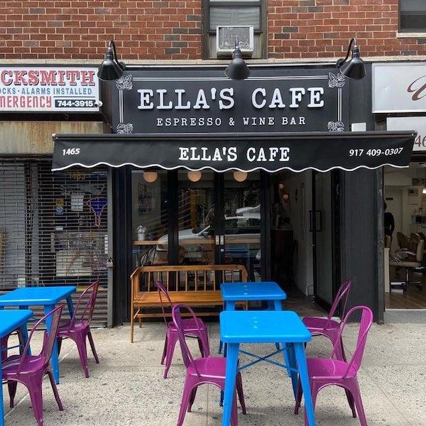 Ella's Cafe 2nd Ave UES