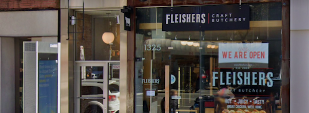 Fleishers Closes After Staff Walkout Over BLM + Pride Sign Removal