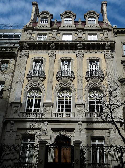The Fabbri Mansion 11 East 62nd Street