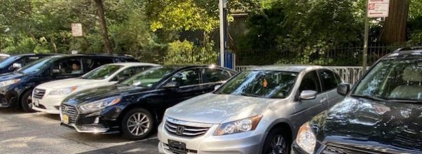 UES Gets First Curbside Electric Vehicle Charging Stations