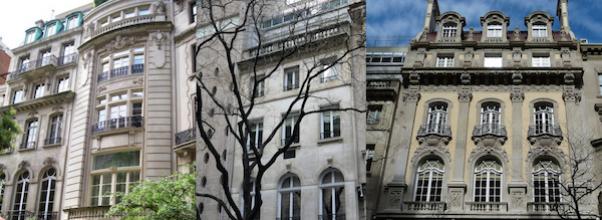 Beaux Arts Buildings of East 62nd Street