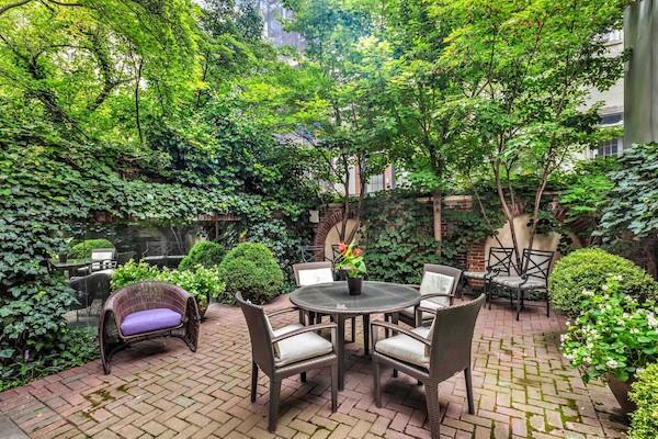 25 east 92nd street garden