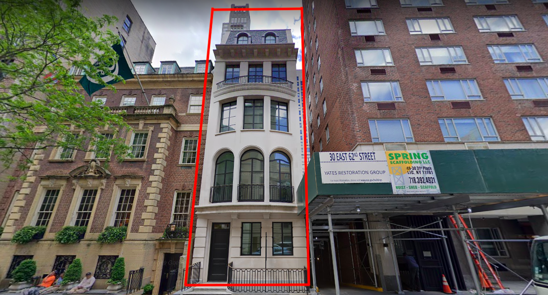 Dr. Boom Townhouse 34 East 62nd Street