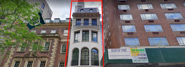 UES Townhouse – Blown Up by Doctor in 2006 – Sells for $20 Million