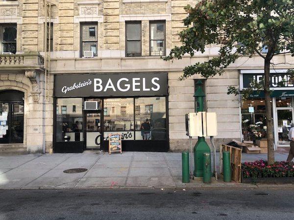 Grabstein's Bagels 50 East 96th Street