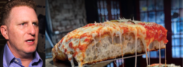 Michael Rapaport Visits Upper East Side Pizza Place