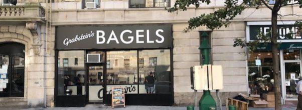 Grabstein's Bagels Opens on 96th Street
