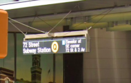 Straphangers Evacuated Due to Smoke on Q Train