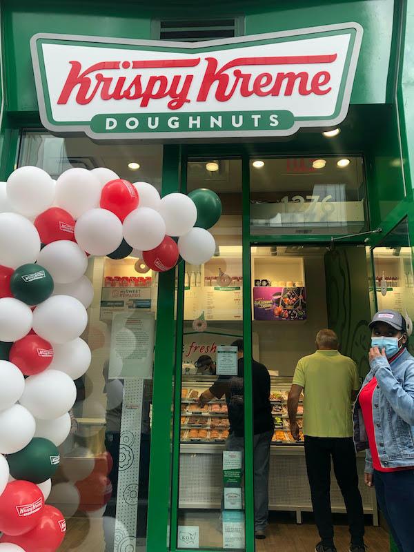 Krispy Kreme Upper East Side
