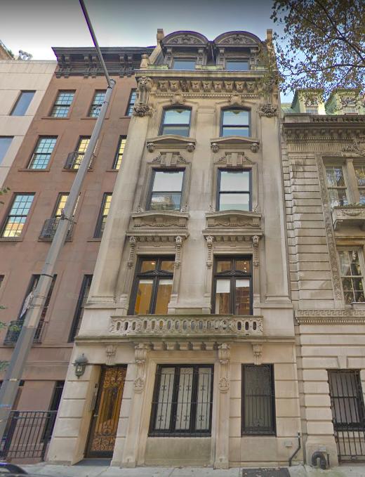 Seymour Strauss Mansion Upper East Side